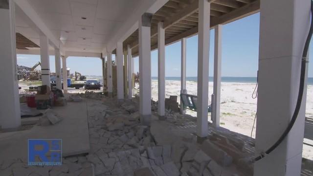 Sand Palace of Mexico Beach