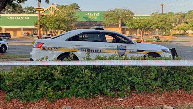 Argument leads to man shot in a grocery store parking lot