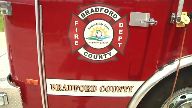 Bradford County Sheriff's Office takes over fire department
