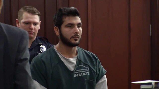 Jacksonville man sentenced to 25 years in wife's shooting