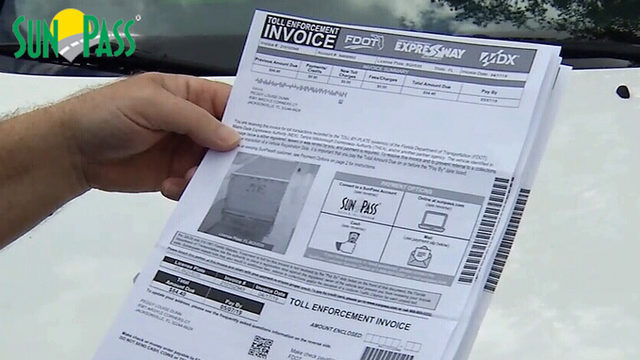 I-TEAM: Jacksonville driver wrongly billed for South Florida SunPass tolls