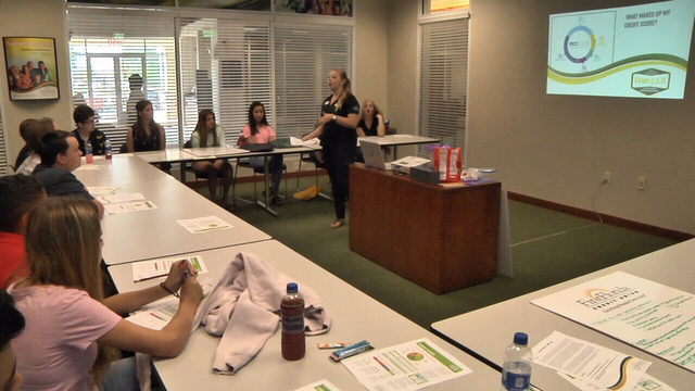Credit union hosts financial literacy camp for teens