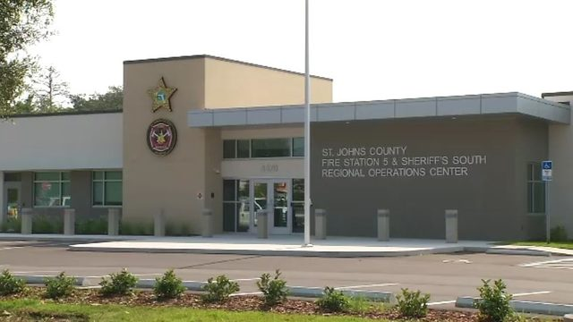St. Johns County opens new joint first responder operations building