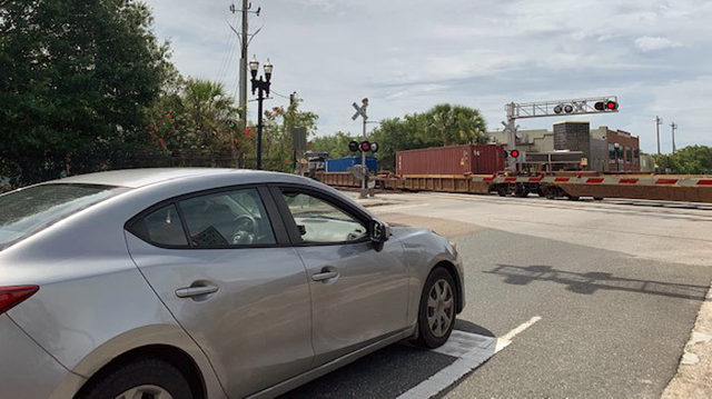 Jacksonville gets $17M grant to ease train delays, make crossings safer