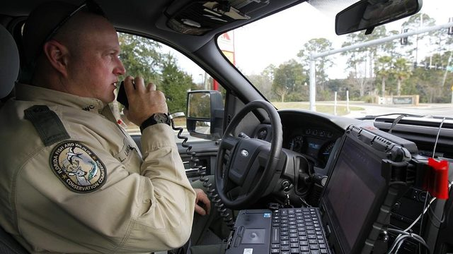 FWC officer battling Lyme disease hopes to help others