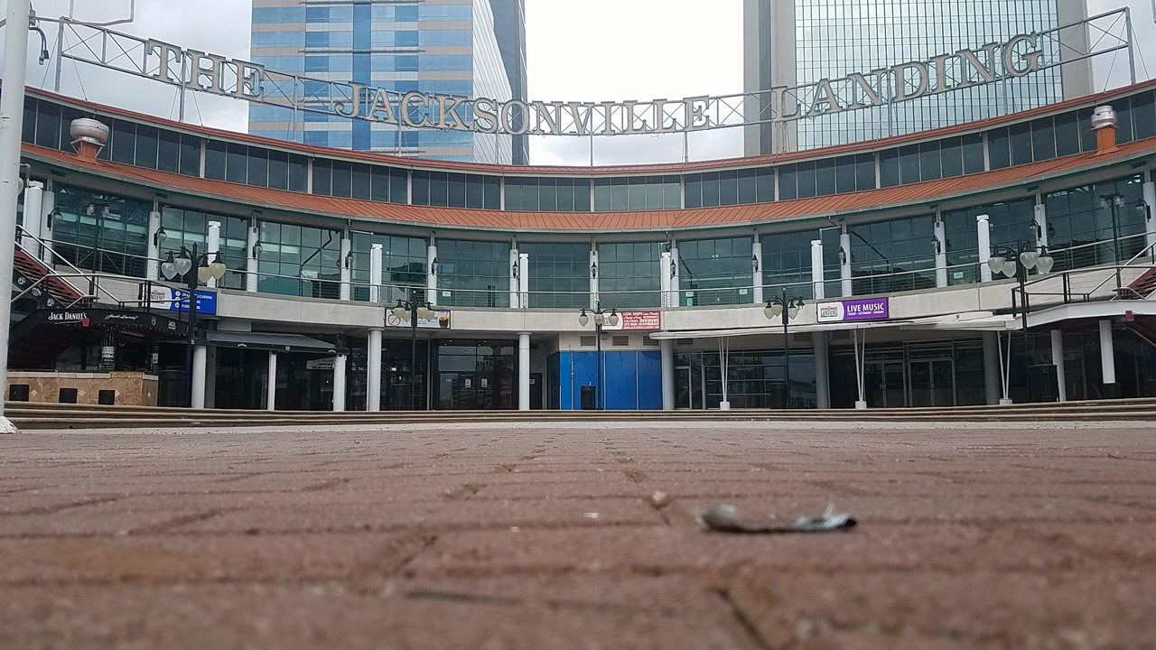Bids for the Jacksonville Landing demolition are in