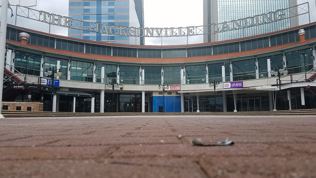 $1.074M contract recommended for demolition of The Jacksonville Landing