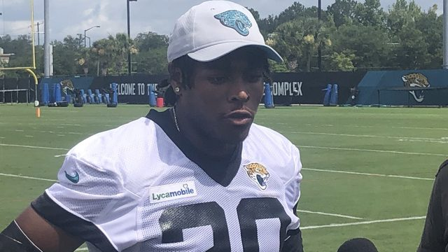 Jalen Ramsey: Even without new contract, 'tremendously blessed'