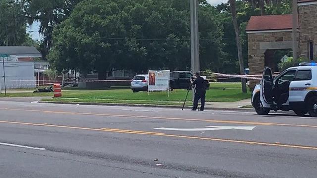 1 killed in motorcycle crash on Blanding Boulevard