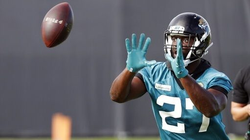 Jaguars counting on Fournette to be big part of passing game