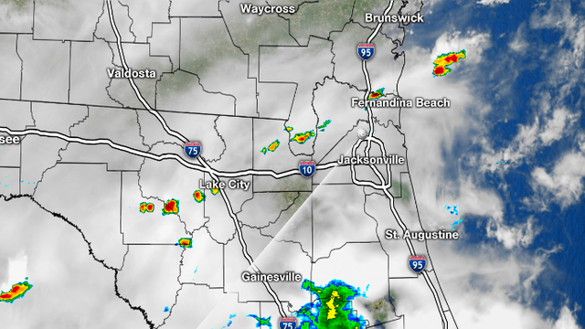 Rain chances dwindle this evening, beautiful weather Friday, Saturday