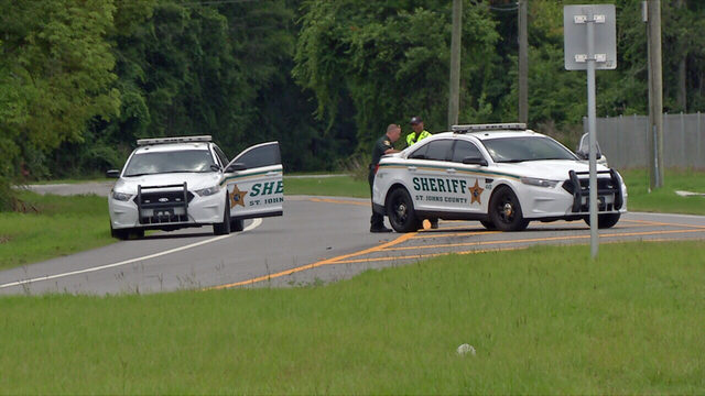 2 bicyclists killed in hit-and-run on Racetrack near Bartram Springs