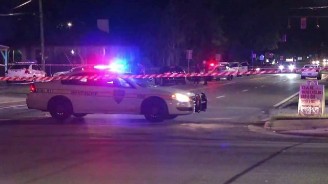 1 hospitalized after police-involved shooting on Jacksonville's Northside
