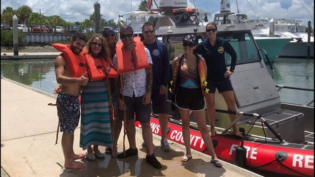 St. Johns County Marine Rescue comes to the aid of 5