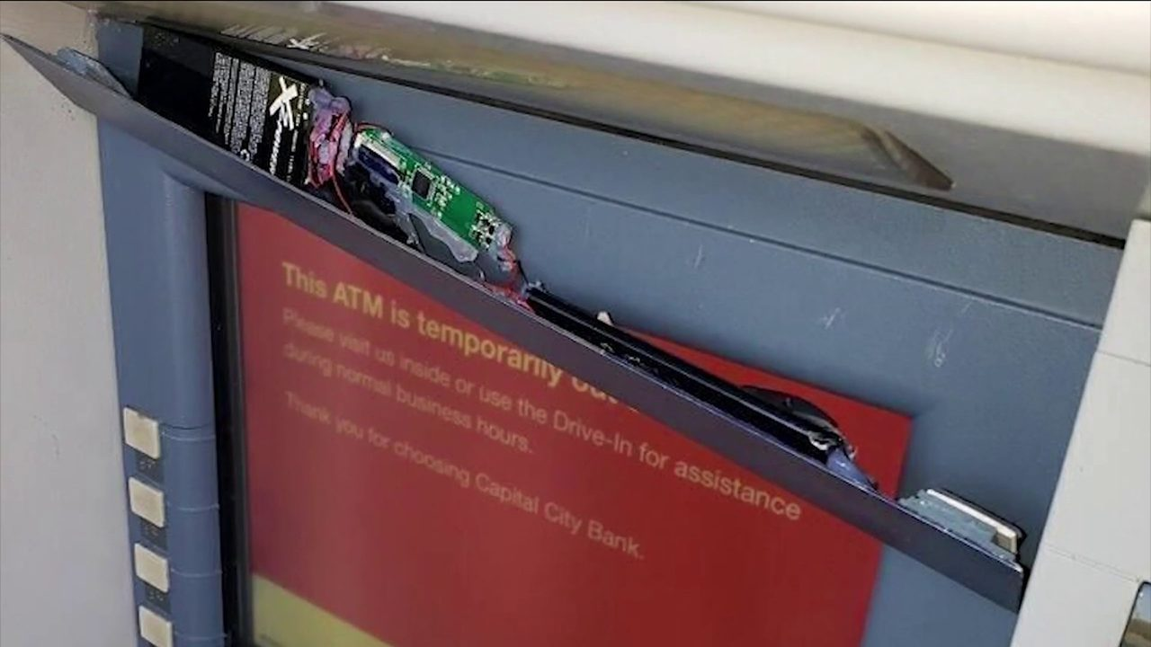 Sheriff: Intricate bank skimmer heist compromised 291 bank cards