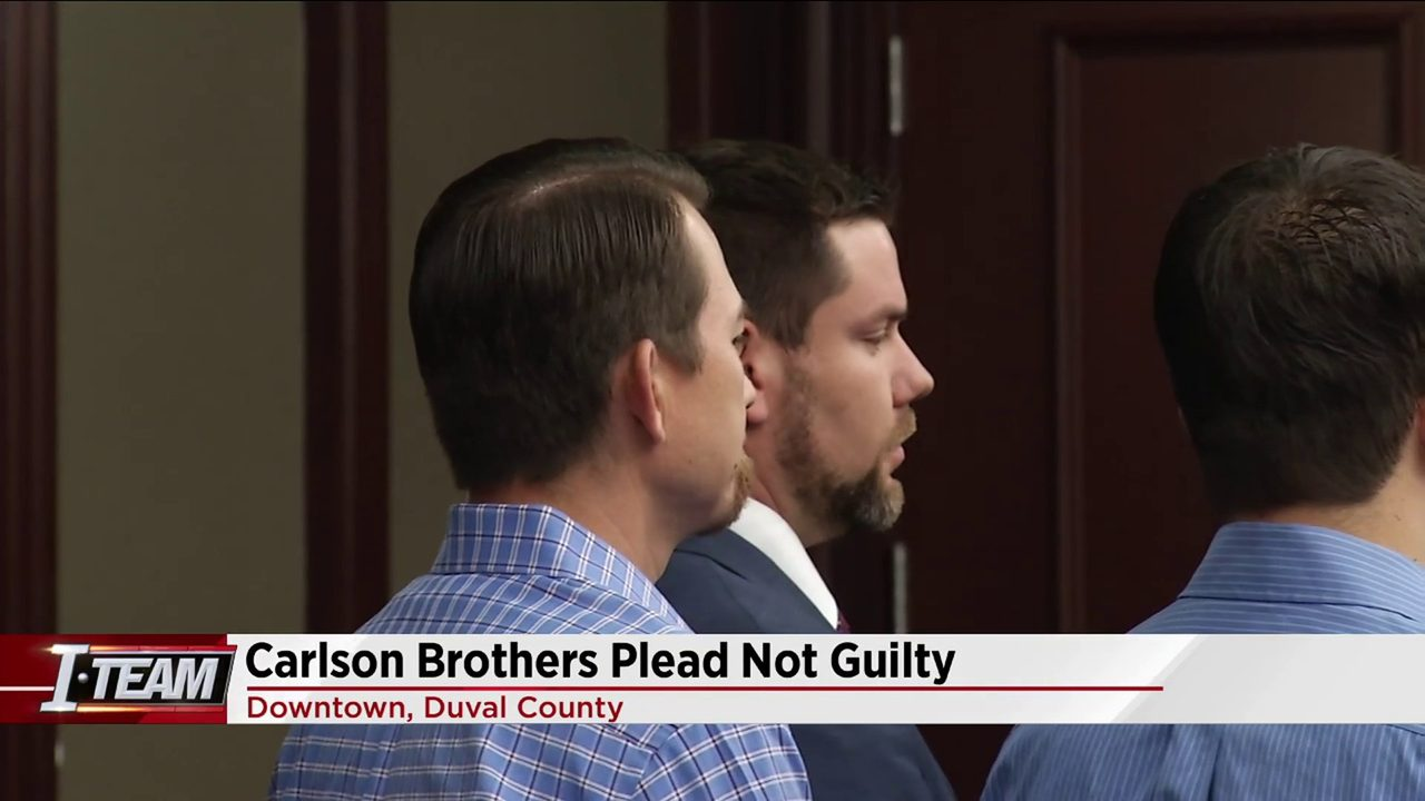 Roofing company owners plead not guilty to new felony charges