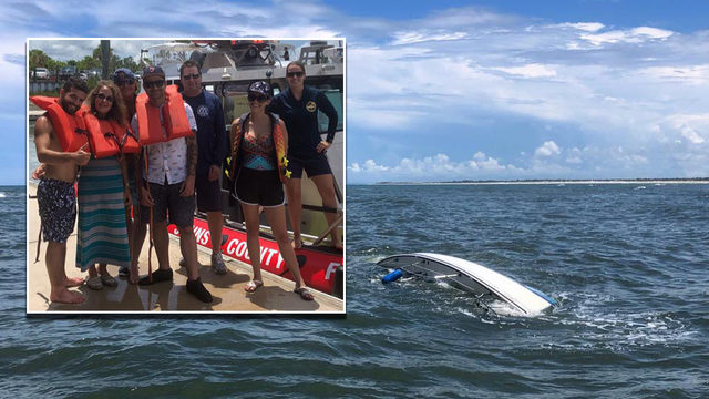 Jacksonville family's Father's Day trip takes terrifying turn