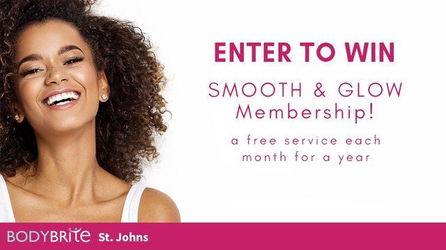 Smooth & Glow Membership Giveaway