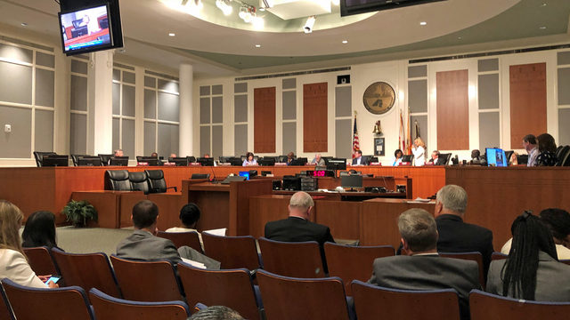 Amendment may postpone half-cent sales tax referendum to 2020