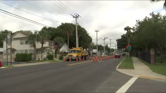 Road resurfacing scheduled for St. Augustine neighborhood