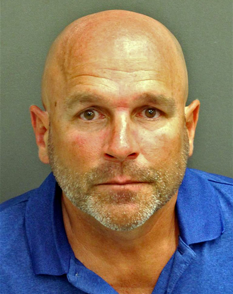 OCSO booking photo of Daniel Kestner