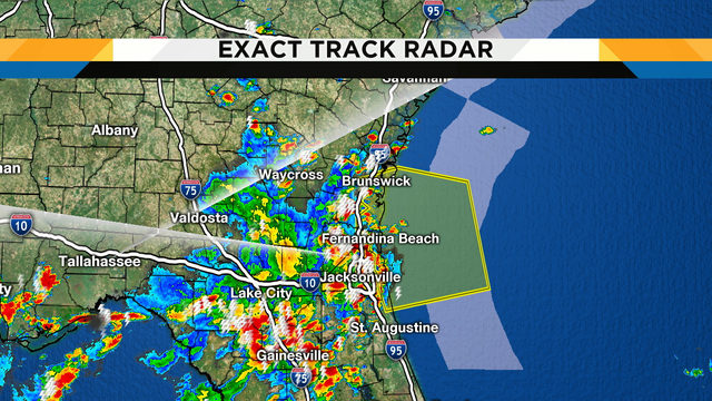 LIVE RADAR: Heavy storms move through the area