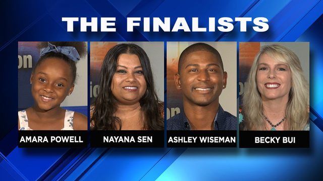 4 finalists compete for Oh Say You Can Sing title