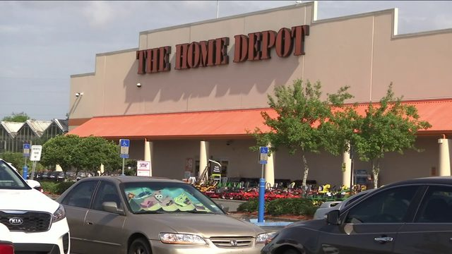 Theft ring stole at least $83K in merchandise from home