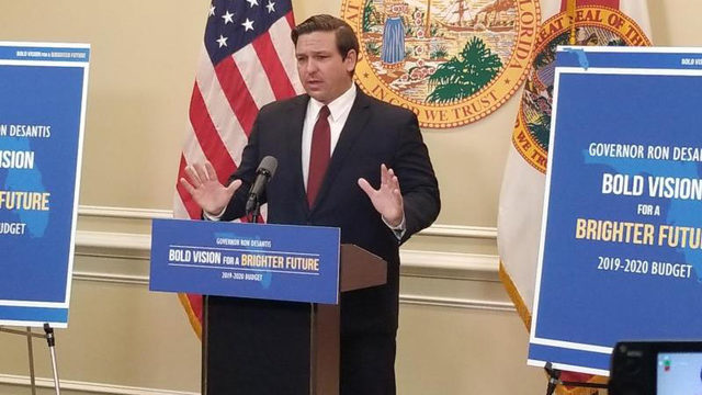 DeSantis signs nearly $91B budget, vetoes several NE Florida projects
