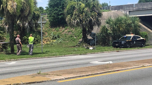 FHP: Deadly crash on I-95 closes 8th St. in both directions