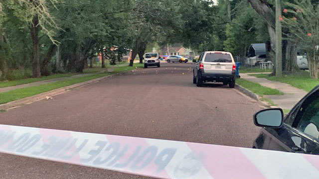 Shots fired into home kill woman as children slept