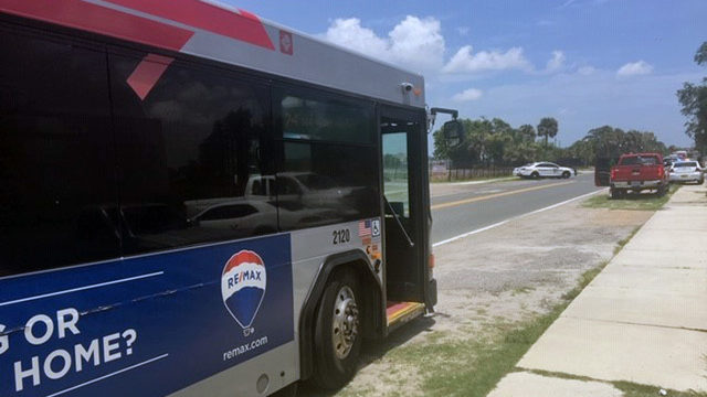 JSO: Woman hit, killed by JTA bus after getting entangled in door, tire