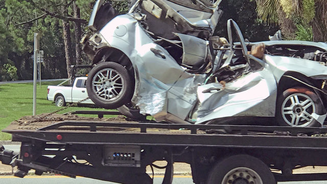 FHP: 2-car crash on I-95 at Eighth Street leaves driver dead