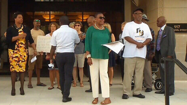 Jacksonville leaders rally for vote on school sales tax this year