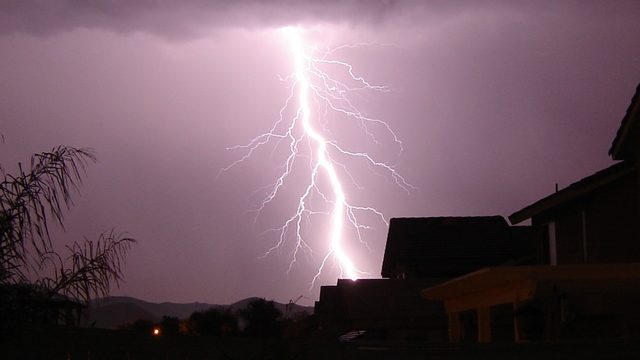 Lightning: fascinating & deadly- the science behind it