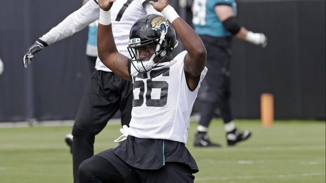 The 20 most important Jaguars for 2019 season: Quincy Williams