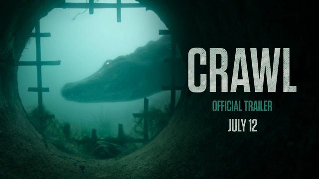New thriller 'Crawl' features Category 5 hurricanes, gigantic alligators