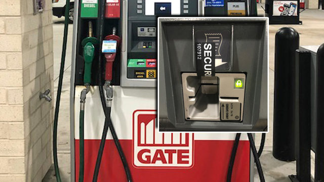 What to look out for to help increase chance of safe transaction at the pump