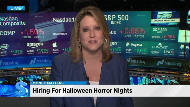 Money Matters: Hiring for Halloween Horror Nights