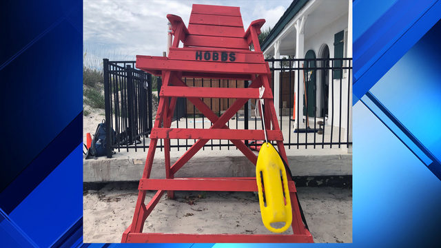 Neptune Beach community honors its first black lifeguard