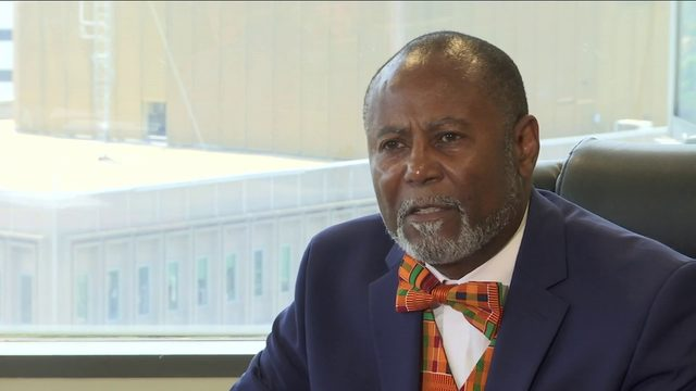 Pastor says he was cut off during prayer at City Council meeting