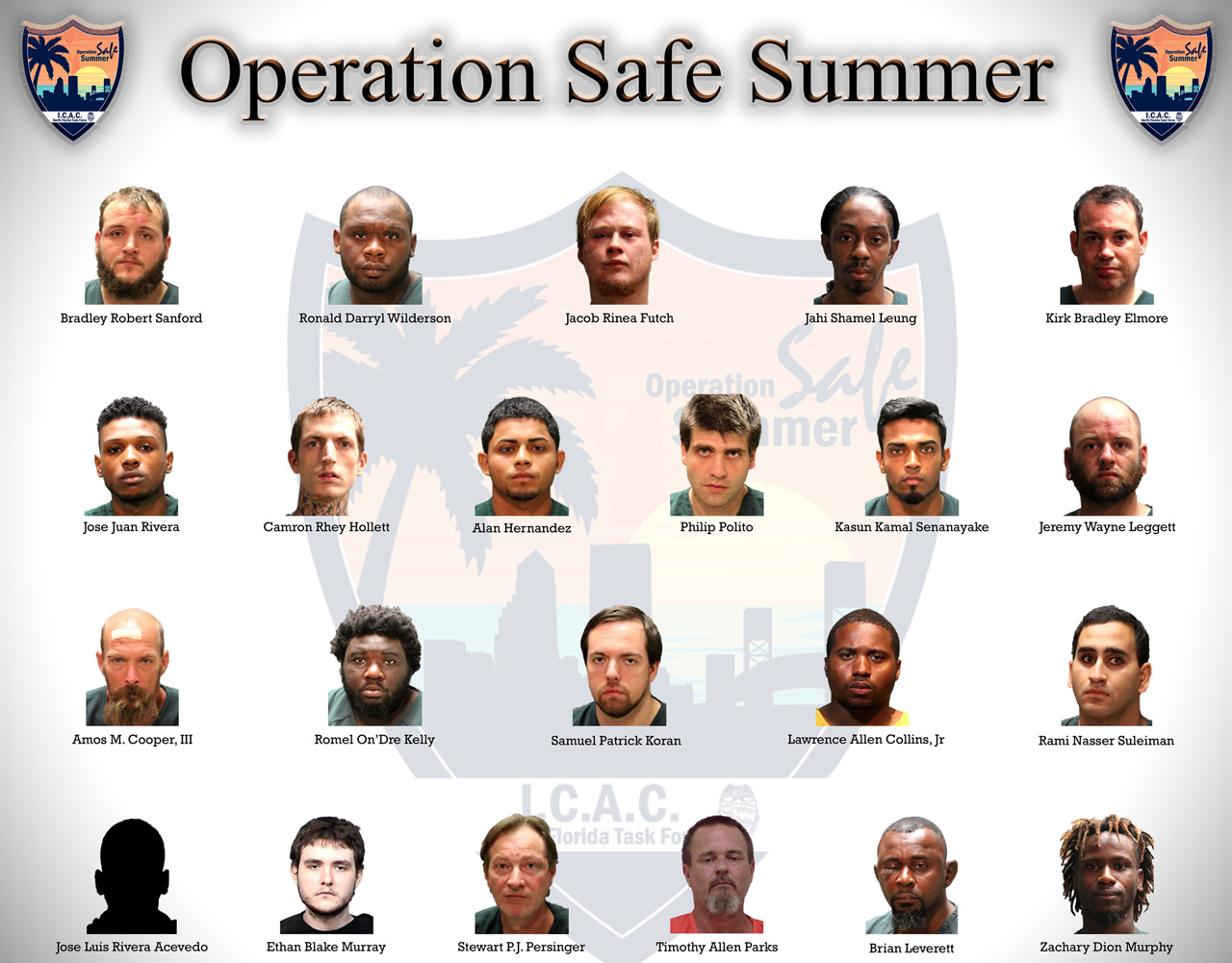 Operaton Safe Summer mugs