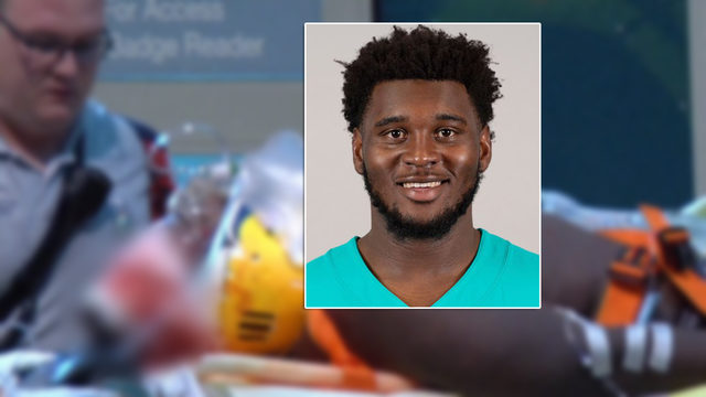 Dolphins DT, former Trinity star Kendrick Norton gravely injured in accident