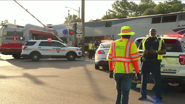 JTA driver in last week's bus crash with Amtrak train fired