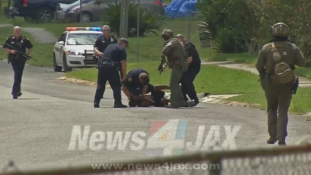 Apparent head slamming during takedown to get standard JSO review