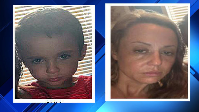 Missing child alert issued for 5-year-old Newberry boy