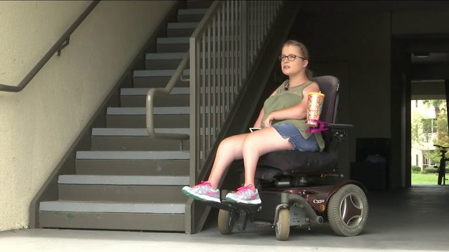 Apartment complex fixes elevator that caused problems for disabled woman