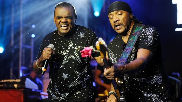 Isley Brothers are coming to Jacksonville
