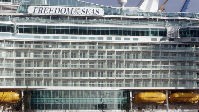 Toddler dies after fall from cruise ship in Puerto Rico