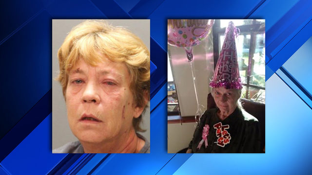 Woman accused of beating 80-year-old mother who later died